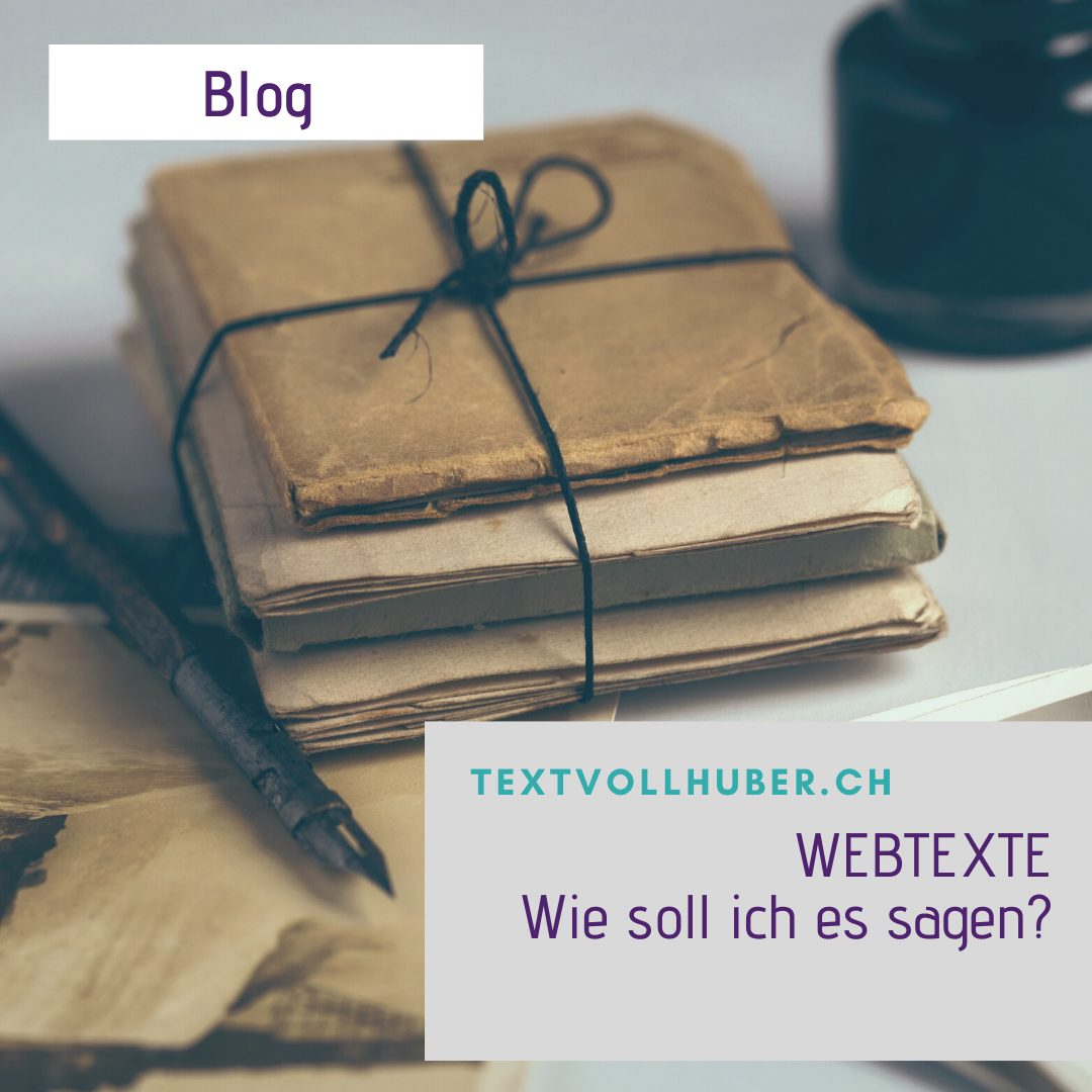 Webtext schreiben